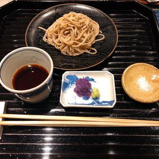 蕎麦(あき山)