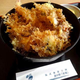 天丼(道の駅 岩城 レストラン はまなす )