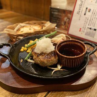 近江牛ハンバーグ(100g)(食笑 mogni (モグニ))