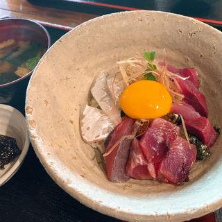 海鮮丼(魚の郷 こにし)