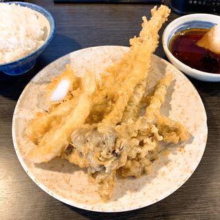 天ぷら(天ぷら 大吉 なんば店 )