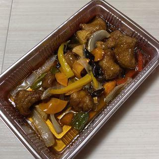黒酢すぶた(旨し酒 風丹 )