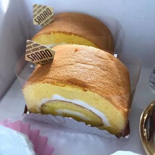 絹のロールケーキ (サダオ (SADAO))