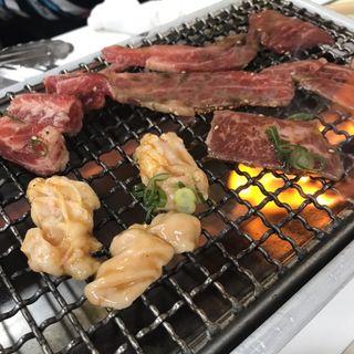 焼肉ランチ(空)