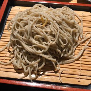 鴨せいろ蕎麦(十割蕎麦 ゑつ (えつ))