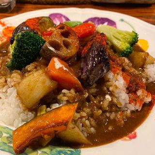 野菜カレー(三洋 (サンヨウ))