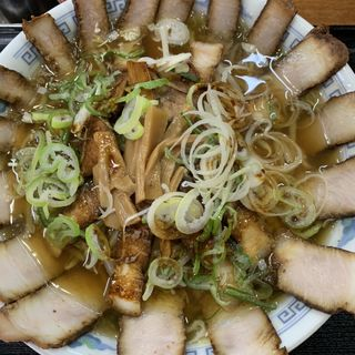 メガ盛りWチャーシュー麺(航海屋 阿佐ヶ谷店 (こうかいや))