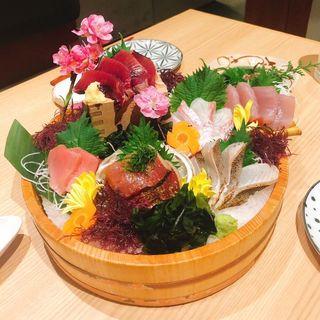 鮮魚盛合せ(さかなさま 大手町店)