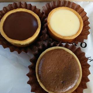 生チョコタルト(ビター)(cacao)