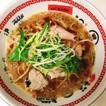 名古屋コーチンとあさりの醤油ラーメン(テイクアウト)