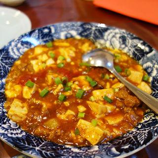 麻婆豆腐(台湾料理 宝島)
