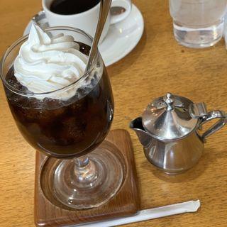 アイスウインナーコーヒー(和田珈琲店)