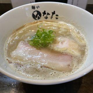 鶏豚魚らーめん(麺や ひなた)