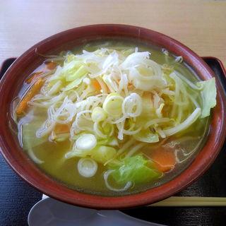 国産野菜らーめん(ピーコック 加賀野店 )