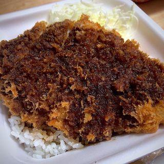 ソースカツ丼(竹)