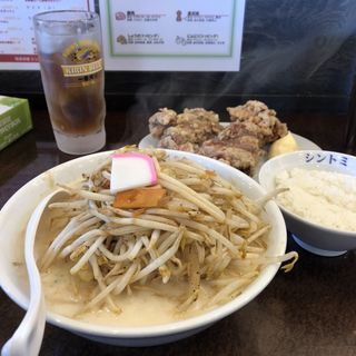 濃厚タンメン(極濃タンメン シントミ 本庄店)