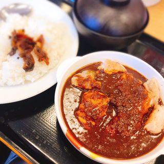 ごろごろ煮込みチキンカレー(松屋 都立大学店 )