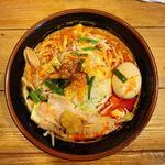 野菜盛 唐唐郎らー麺