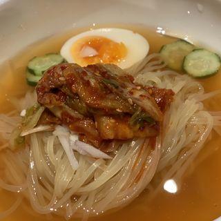 冷麺(肉匠上野)