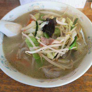 タンメン(食堂二宮 )