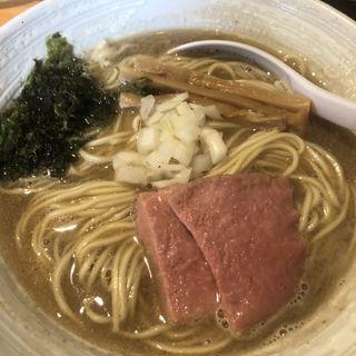 煮干らぁ麺(麺屋 さくら井)