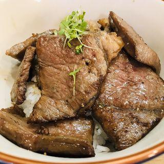 極上焼肉丼(近江かね安 (オウミカネヤス))