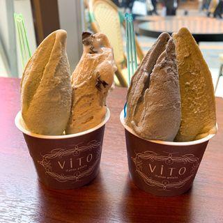 ジェラート(ViTO)