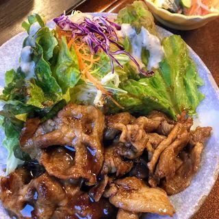 焼肉定食(浜路 )