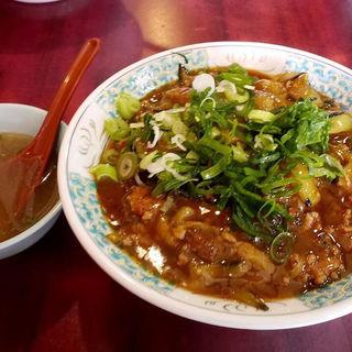 麻婆茄子丼(上海楼 )