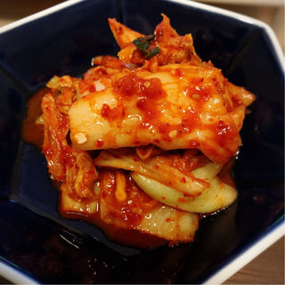 白菜キムチ(韓国食品センター 麻布第一物産 )