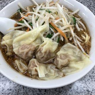 もやしワンタン麺(喜楽  )