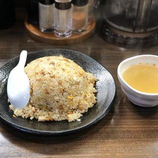 納豆チャーハン(大盛り)(BOOTH (ブース))