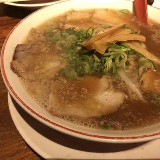 醤油ラーメン(ラーメン麺長 (めんおさ))