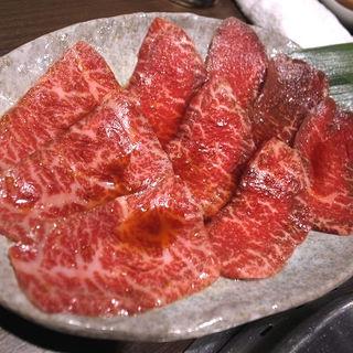 和牛赤身盛り合わせ(神戸屋 )