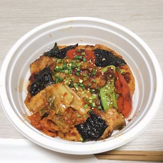 鹿児島黒豚焼肉丼(赤身焼肉USHIO (アカミヤキニク ウシオ))