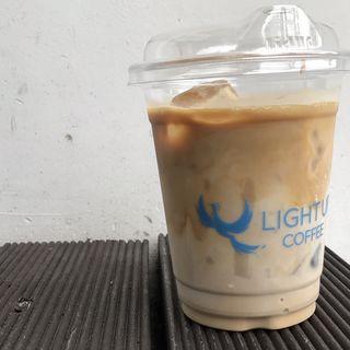 カフェラテ(ライト アップ コーヒー (LIGHT UP COFFEE))