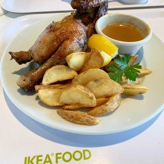 ローストチキン(ハーフ)(イケア・レストラン 港北店 (IKEA))