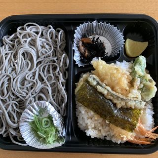 ざるそば弁当(そばよし 西中島店 )