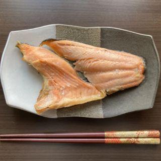 鮭と鮭カマ