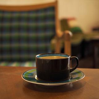 イタリーコーヒー(Bodaiju cafe 扇町公園店 (ボダイジュ カフェ))