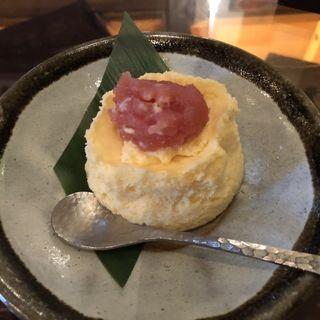 スフレチーズケーキ(蔵 オビハチ (クラ オビハチ))