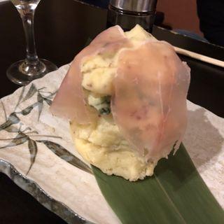 ポテトサラダ(記念日-食と酒と祝いの店-)