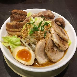 エビG (限定)(千極煮干 (センゴクニボシ))