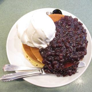 小倉クリームホットケーキ(梅香堂 (ばいこうどう))
