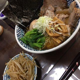 チャーシュー麺(創作料理 我家)