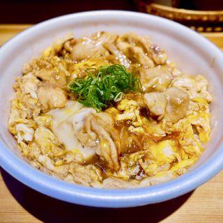 親子丼(焼鳥バコン 長居店)