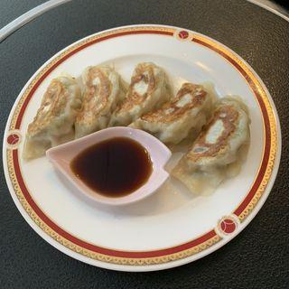 豚肉焼餃子(龍宝 たべにおいで )