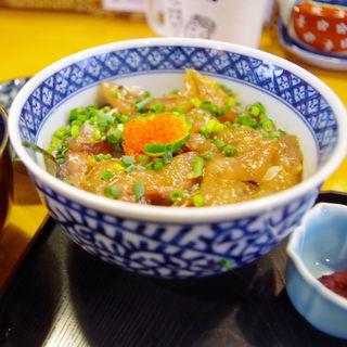 元祖アジ丼(鮨 みやふじ (すし みやふじ))