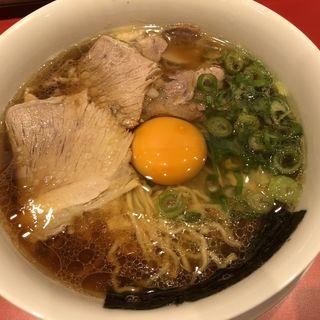 中華そばチキン(カドヤ食堂 クリスタ長堀店)