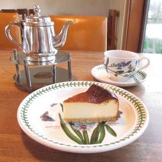 チーズケーキ(北山紅茶館 (キタヤマコウチャカン))